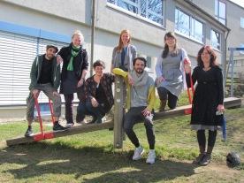 Theaterpädagogisches Team